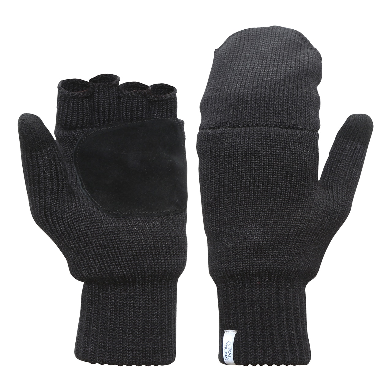 fingerless gloves