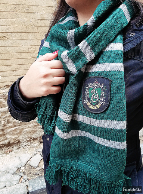 slytherin scarf